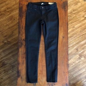 rag & bone / JEAN Black Leggings